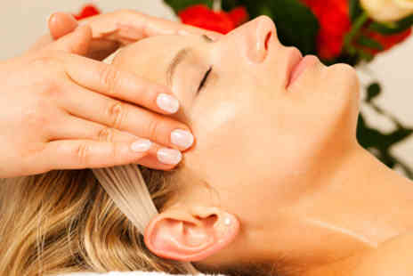 Haven Hair & Beauty - Skin rejuvenating deluxe facial, plus head and scalp massage - Save 58%