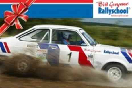 Bill Gwynne Rally School - Rally Driving Experience In Choice of Cars - Save 24%