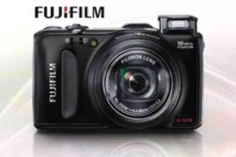Jessops - Fujifilm FinePix F660 Digital Camera - Save 33%