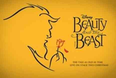 CLICK Productions - Family Tickets to Beauty and the Beast - Save 76%