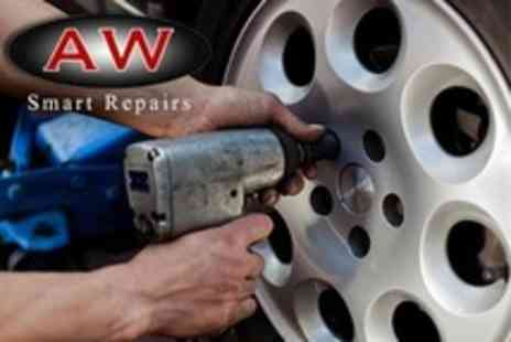 AW Smart Repairs - Alloy Wheel Refurbishment - Save 30%