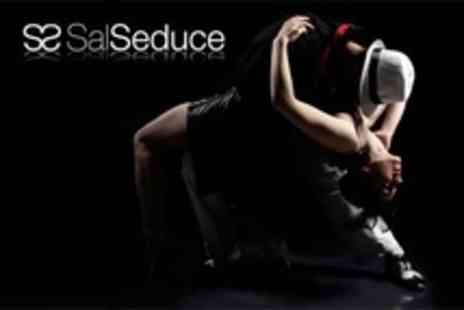 SalSeduce - Six Salsa Classes For One - Save 67%
