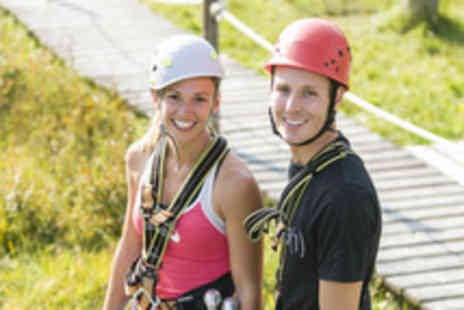 Active Adventures - 90 min obstacle course experience - Save 43%