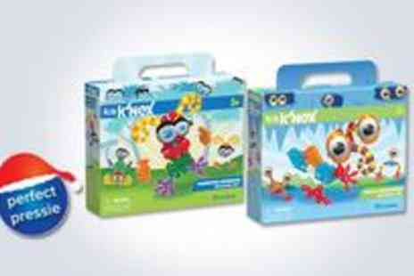 iQue - Knex Silly Monsters and Monster Buddies building sets bring these fab toys home this Christmas - Save 45%