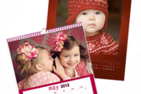 Foboco - Personalised Portrait Calendar - Save 60%