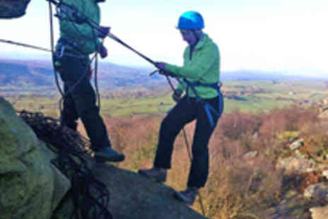Alfresco Adventures - Rock Climbing and Abseiling Experience - Save 50%