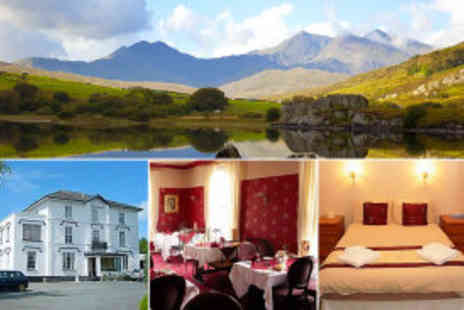 Padarn Lake Hotel - Two night Welsh getaway for two  - Save 61%