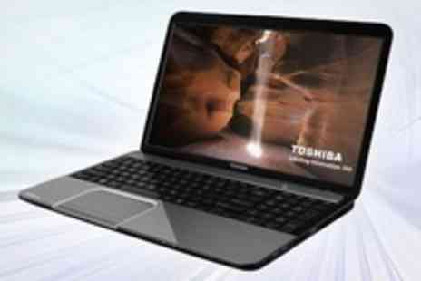 Zavvi.com - 15.6 inch Toshiba Satellite Laptop With 500GB HDD and 4GB RAM - Save 12%