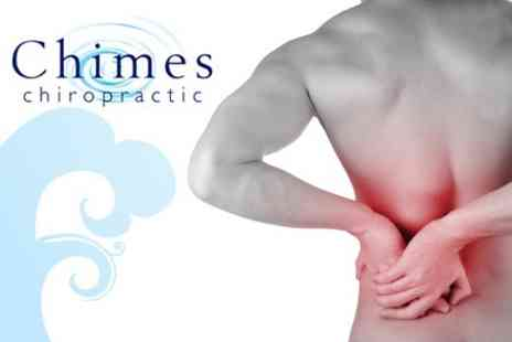 Chimes Chiropractic - Spinal Assessment With X Ray and Therapeutic Massage - Save 76%