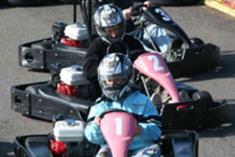 Brooklands Go Karting - Karting Workshop with Tuition for One - Save 53%