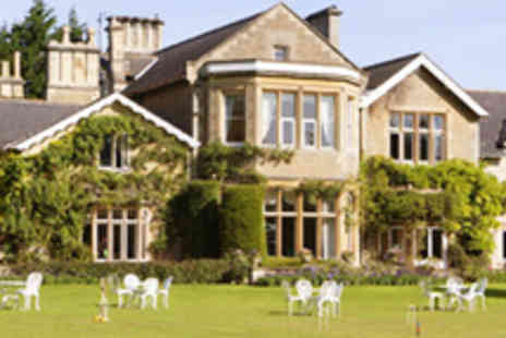 Homewood Park Hotel - Overnight Stay for Two People Midweek - Save 64%