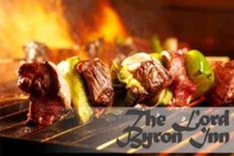 The Lord Byron Inn - Three Course Asado Grill Meal - Save 54%