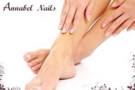 Annabel Nails - Luxury Manicure and Luxury Pedicure - Save 68%