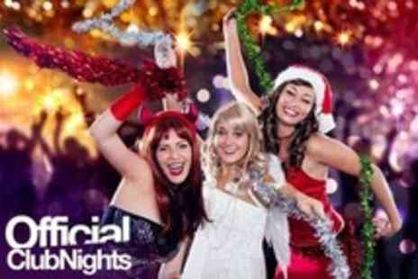 Official Club Nights - Two Tickets to Epsilon Winter Wonderland Club Night With Glass of Bubbly - Save 60%