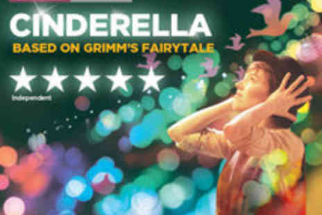 St James Theatre - Tickets to 'Cinderella: The Fairytale' - Save 50%