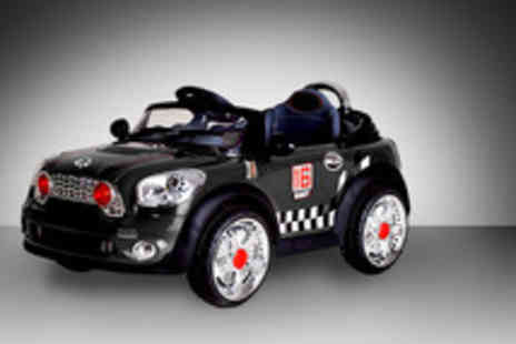 Netgadgets - 2013 Mini Cooper �Ride on Car' � take things up a gear - Save 63%
