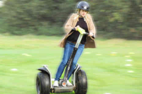 Berkshire 4x4 - One hour Segway tour experience at Berkshire 4x4 try something totally different - Save 54%