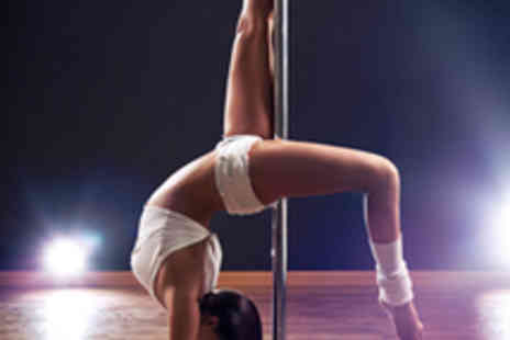 Pure Joy - Three Pole Dance Fitness Classes - Save 77%
