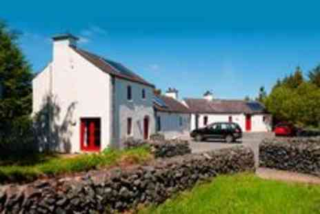 An Creagan - Ireland Cottage Break for up to 9 Two Nights - Save 50%
