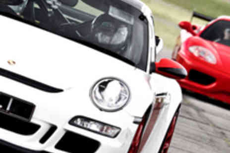 Supercar Lifestyle - Supercar Driving Experience - Save 62%