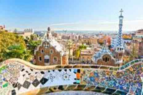 City Travellers - Two night 4 escape to Barcelona staying at one of two fantastic hotels - Save 44%