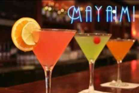 Mayaimi - Cocktail Making Class For Two With Two Cocktails Each - Save 31%