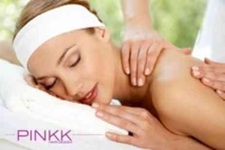 Pinkk Beauty - Facial and Massage - Save 69%
