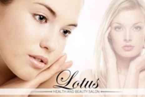 Lotus Health and Beauty Salon - One IPL Facial Skin Revitalisation Sessions - Save 57%