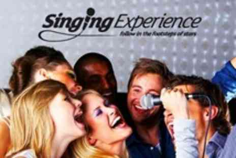 Singing Experience - Popstar Party With CD - Save 85%
