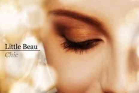 Little Beau Chic - Semi Permanent Lash Extensions With Brow and Lash Tint and Shape - Save 74%