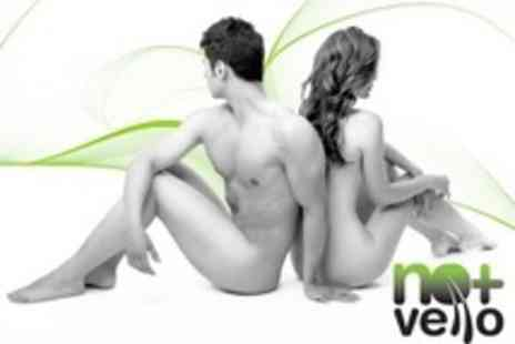 No+Vello - IPL Hair Removal Six Sessions On One Areas - Save 75%