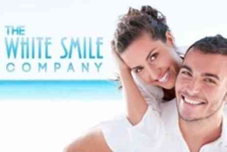 The White Smile Company - Teeth Whitening For One - Save 9%