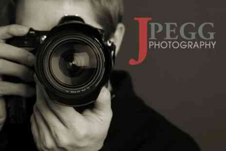 J Pegg Photography - Four Hour Workshop With Professional Fashion Photographer - Save 74%