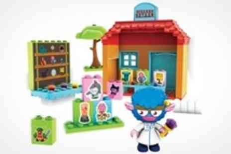 Curated.co.uk - Moshi Monster Shop and Build A Monster Toy Sets - Save 56%