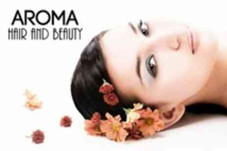 Aroma Hair - One Hour Natural Elements Facial - Save 24%