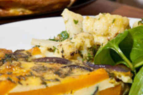 The Edinburgh Larder - Two Course Lunch for Two - Save 62%