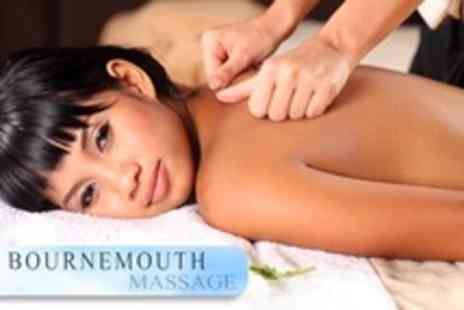 Bournemouth Massage - Choice of Massage Such as Swedish or Deep Tissue - Save 20%