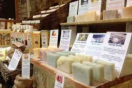 Camden Soap Works - Four hour soap making class - Save 50%