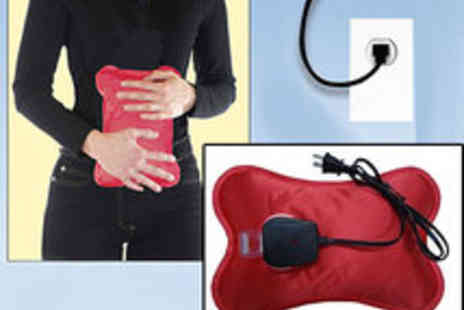 121 Mart - Rechargeable Hot Water Bottle - Save 52%