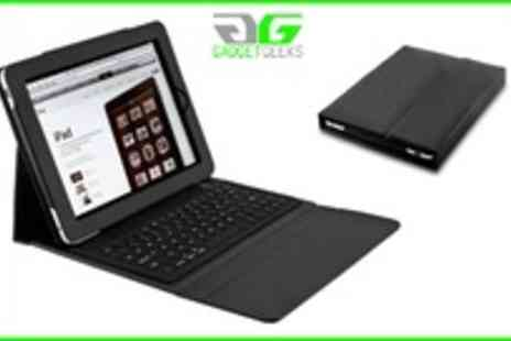 Gadget Geeks - Do You Need a New Case for Your Ipad Try This Amazing Case with Built in Bluetooth Keyboard - Save 62%
