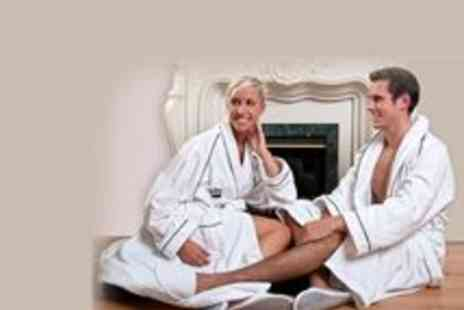UK Clobber - Bathrobes Luxury Cotton Regal Collection His And Hers - Save 58%