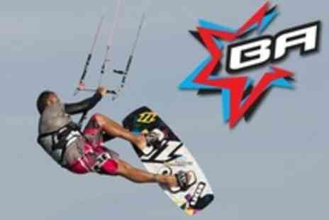 Baker Academy - Kitesurfing Five Hour Session For One - Save 74%
