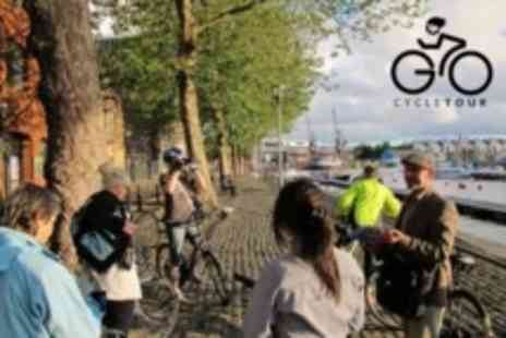 GoCycle Tour - Bristol Harbourside Cycle Tour  For Two, Four or Family - Save 60%