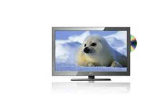 Cello - HD TV Cello 22 Inch with DVD Player and Freeview - Save 39%