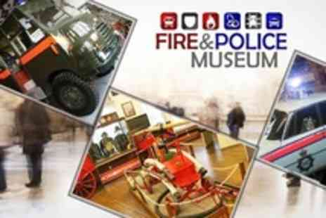 Fire and Police Museum - Fire and Police Museum Entry For Family of Four or Five - Save 50%