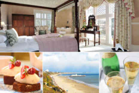 Langtry Manor Hotel - Two-night Bournemouth stay  - Save 66%