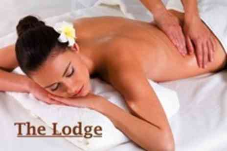 The Lodge - Full Body Swedish Massage - Save 60%