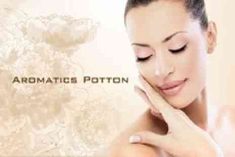 Aromatics Potton - Faith Lift Facial With Indian Head Massage or Reflexology Massage - Save 70%