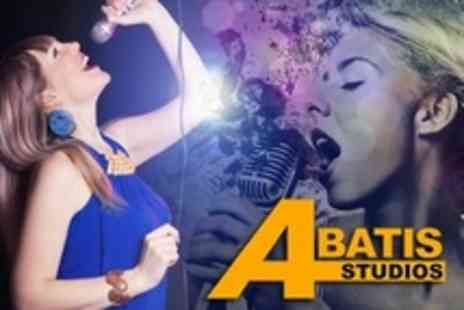 Abatis Studios - Studio Recording and Mixing Session For One - Save 56%