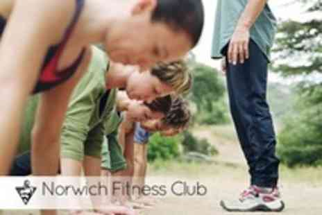 Norwich Fitness Club - One Months Fitness Classes - Save 75%